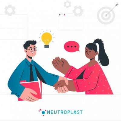 Relação com o cliente @ Neutroplast