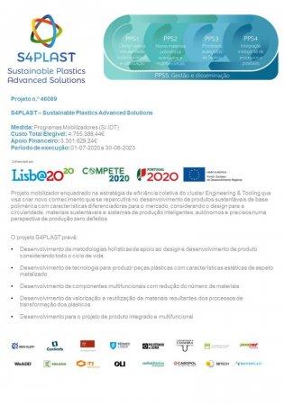 S4PLAST - Sustainable Plastics Advanced Solutions