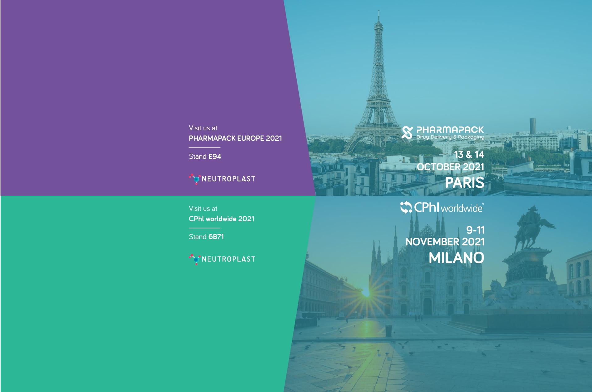 pharmapack europe 2021 | cphl worldwide 2021